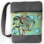 ArtGhost, Handmade Purses by Independent Handbag Designer Liz Wong :  handbag designer artghost liz wong
